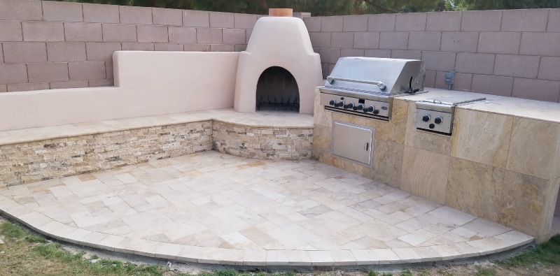1 Patio Pavers Contractor South Mountain Stone And Tile